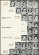 1958 Old Kentucky Home High School Yearbook Page 28 & 29