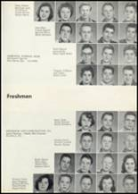 1958 Old Kentucky Home High School Yearbook Page 34 & 35