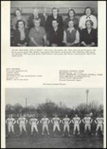 1958 Old Kentucky Home High School Yearbook Page 38 & 39