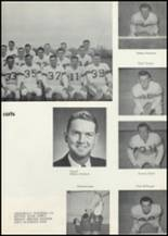 1958 Old Kentucky Home High School Yearbook Page 50 & 51