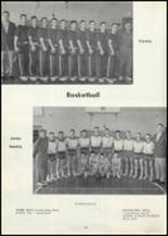 1958 Old Kentucky Home High School Yearbook Page 52 & 53