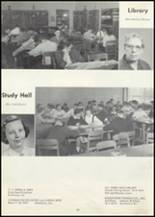 1958 Old Kentucky Home High School Yearbook Page 54 & 55