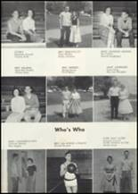 1958 Old Kentucky Home High School Yearbook Page 56 & 57