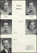 1958 Old Kentucky Home High School Yearbook Page 58 & 59