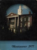 1977 Yearbook Mt. Pleasant High School