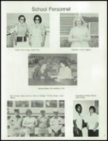 1983 Axtell High School Yearbook Page 12 & 13