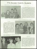 1983 Axtell High School Yearbook Page 14 & 15