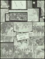 1983 Axtell High School Yearbook Page 24 & 25