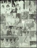 1983 Axtell High School Yearbook Page 26 & 27