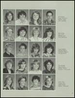 1983 Axtell High School Yearbook Page 32 & 33