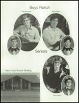 1983 Axtell High School Yearbook Page 34 & 35