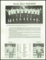 1983 Axtell High School Yearbook Page 68 & 69