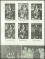 1983 Axtell High School Yearbook Page 72 & 73