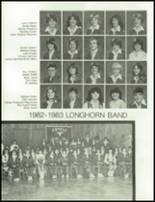1983 Axtell High School Yearbook Page 86 & 87