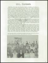 1983 Axtell High School Yearbook Page 88 & 89