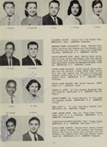 1957 Theodore Roosevelt High School Yearbook Page 20 & 21