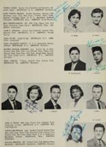 1957 Theodore Roosevelt High School Yearbook Page 22 & 23