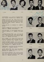 1957 Theodore Roosevelt High School Yearbook Page 24 & 25