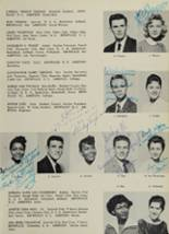 1957 Theodore Roosevelt High School Yearbook Page 26 & 27