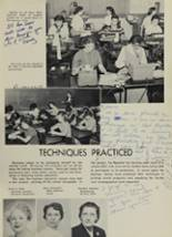 1957 Theodore Roosevelt High School Yearbook Page 48 & 49