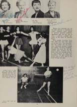1957 Theodore Roosevelt High School Yearbook Page 50 & 51