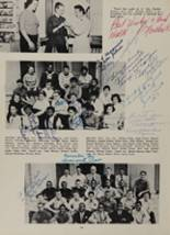 1957 Theodore Roosevelt High School Yearbook Page 58 & 59