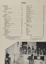 1957 Theodore Roosevelt High School Yearbook Page 104 & 105
