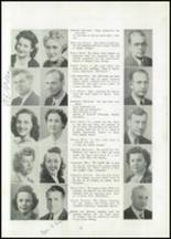 1947 Broad Ripple High School 717 Yearbook Page 14 & 15
