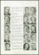 1947 Broad Ripple High School 717 Yearbook Page 16 & 17