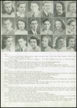 1947 Broad Ripple High School 717 Yearbook Page 20 & 21