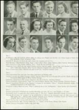 1947 Broad Ripple High School 717 Yearbook Page 22 & 23