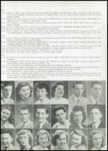 1947 Broad Ripple High School 717 Yearbook Page 24 & 25