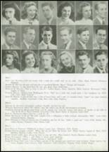 1947 Broad Ripple High School 717 Yearbook Page 28 & 29