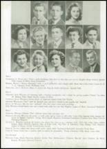 1947 Broad Ripple High School 717 Yearbook Page 32 & 33