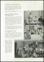 1947 Broad Ripple High School 717 Yearbook Page 54 & 55
