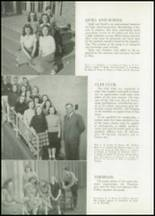 1947 Broad Ripple High School 717 Yearbook Page 56 & 57