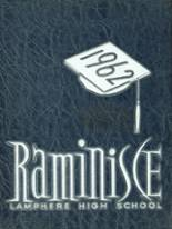 1962 Yearbook Lamphere High School