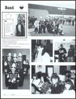 1998 John Glenn High School Yearbook Page 86 & 87