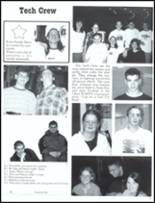 1998 John Glenn High School Yearbook Page 92 & 93