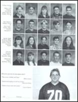 1998 John Glenn High School Yearbook Page 110 & 111