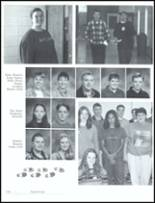 1998 John Glenn High School Yearbook Page 126 & 127