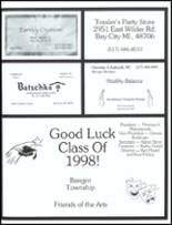 1998 John Glenn High School Yearbook Page 198 & 199