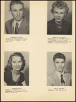 1953 Clyde High School Yearbook Page 18 & 19