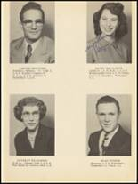 1953 Clyde High School Yearbook Page 24 & 25