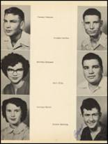 1953 Clyde High School Yearbook Page 32 & 33