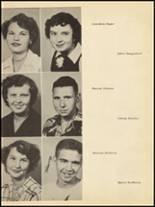 1953 Clyde High School Yearbook Page 38 & 39