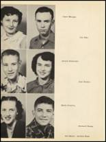 1953 Clyde High School Yearbook Page 40 & 41