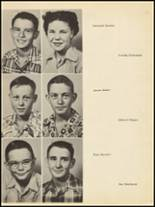 1953 Clyde High School Yearbook Page 44 & 45