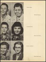 1953 Clyde High School Yearbook Page 46 & 47