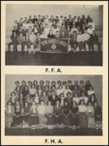 1953 Clyde High School Yearbook Page 64 & 65